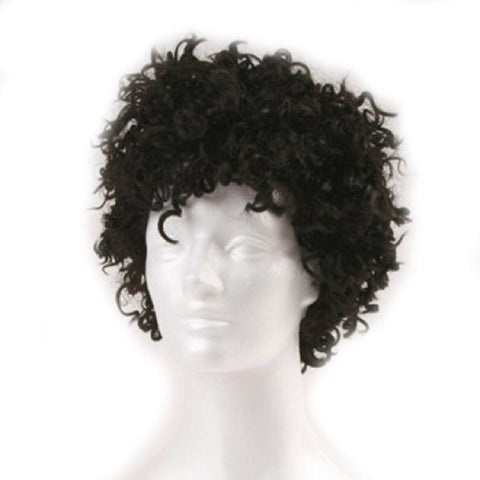 Hobo/Tramp Halloween Costume Wig - Brown