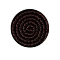 Graftobian Dark Brown Wool Crepe Hair (1 yard)