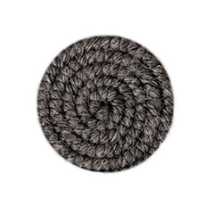 Graftobian Dark Grey Wool Crepe Hair (1 yard)