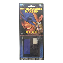 Wolfe FX Face Paint w/ Applicator - Essential Blue ( 9g)