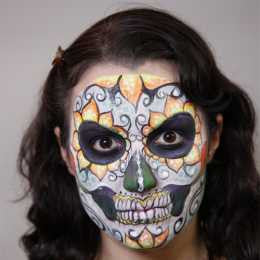 Diamond FX Sugar Skull Makeup Kit