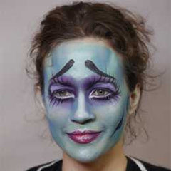 Diamond FX Corpse Bride Makeup Kit