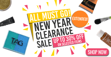New Year Clearance Sale!