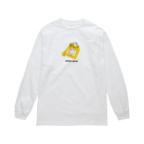 Call Me Long Sleeve Tee