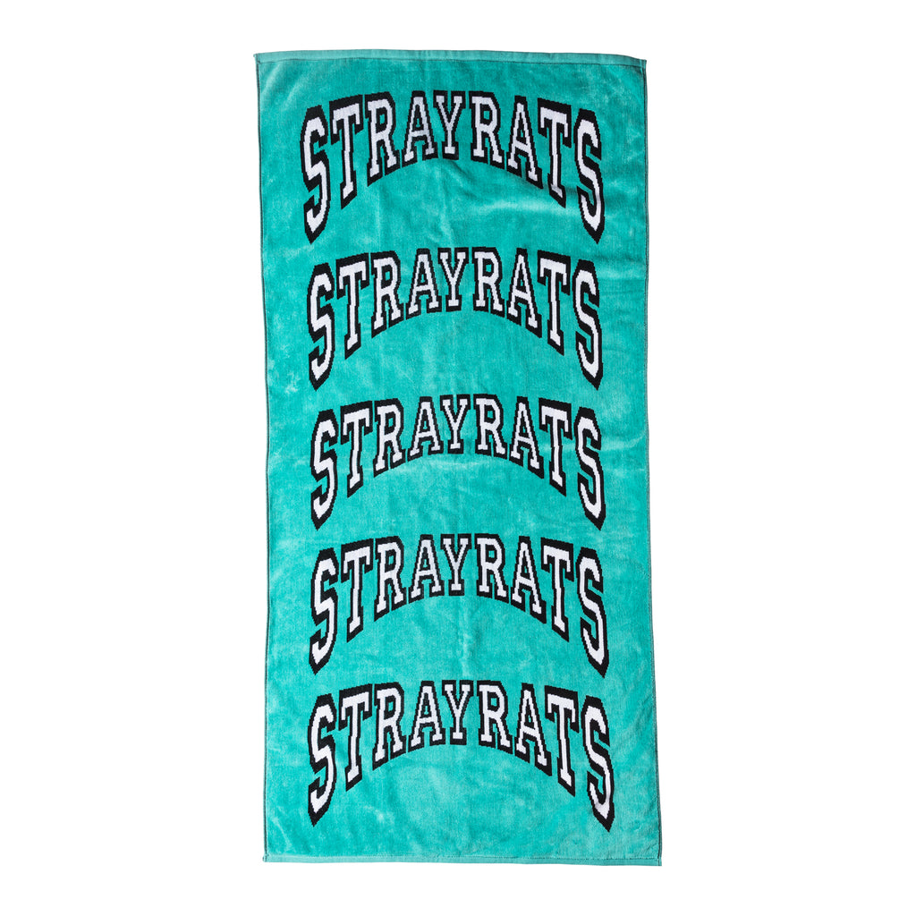 College Arch Beach Towel