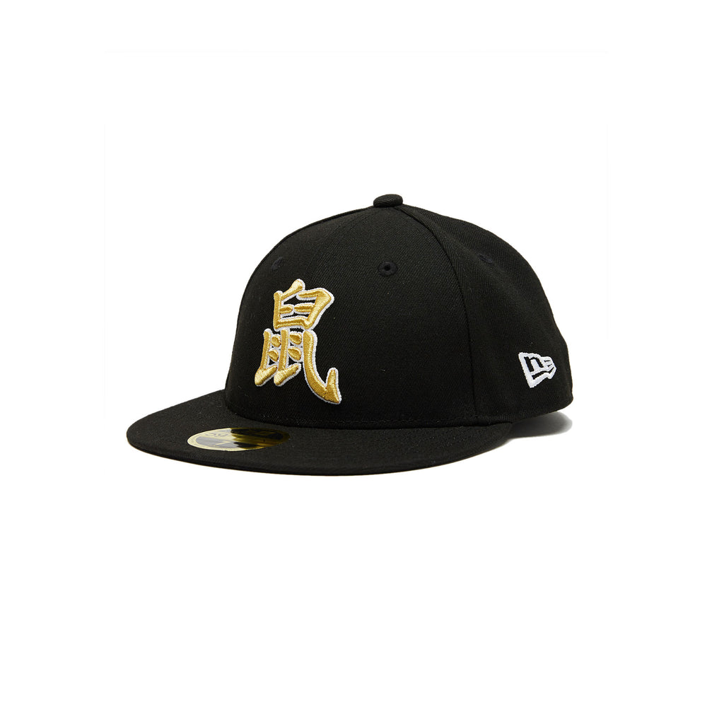 "New Era ""Rat"" Fitted Hat"