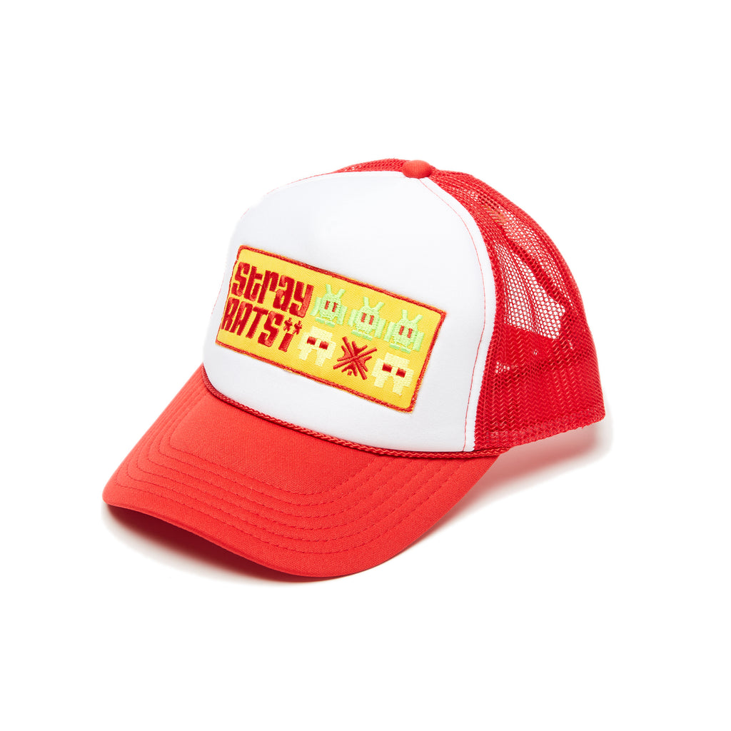 Invader Trucker Hat