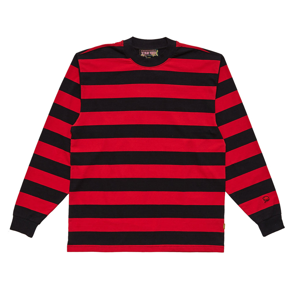 Striped Longsleeve Tee