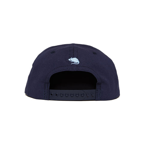 Repeat Logo Snapback Hat