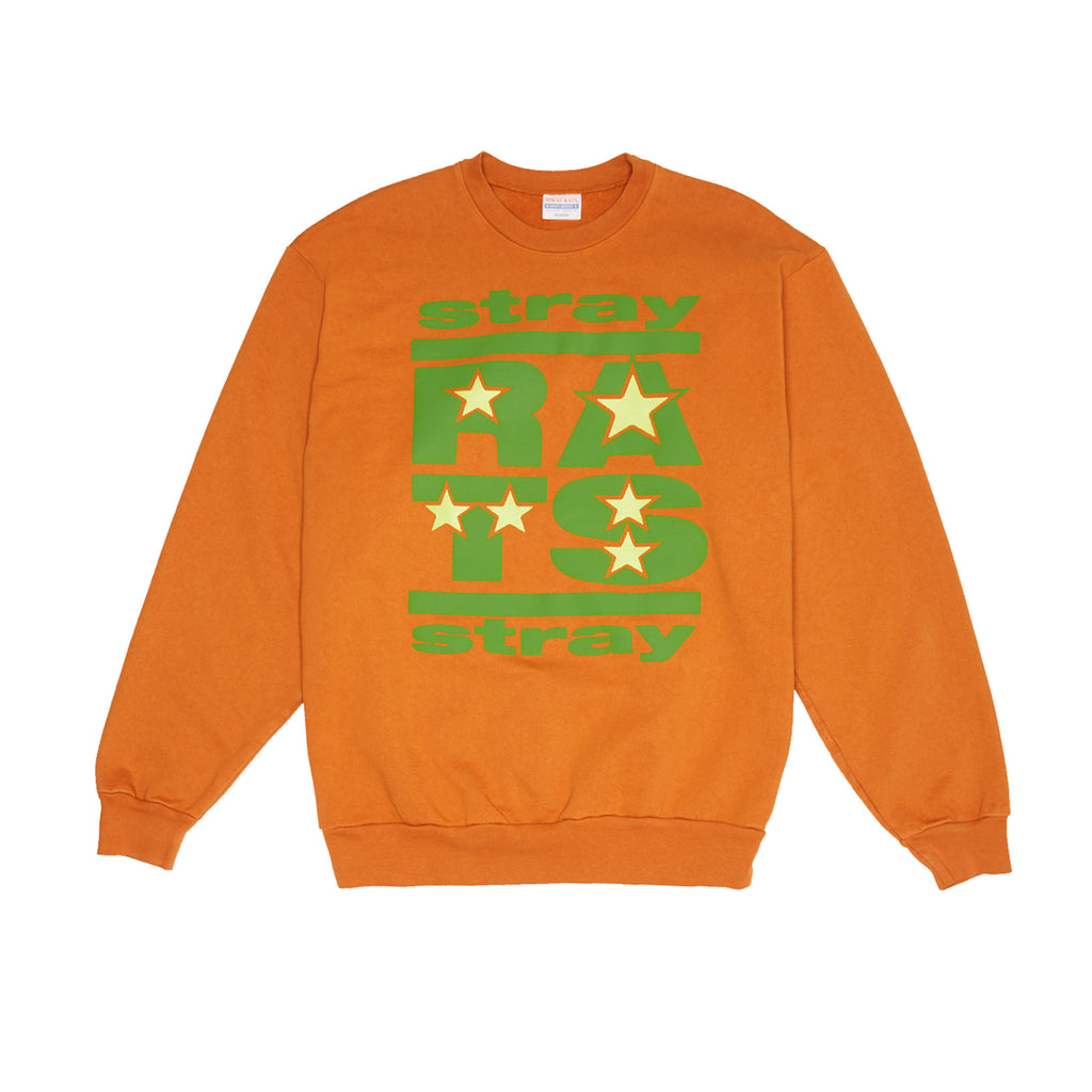 Star Bar Crewneck