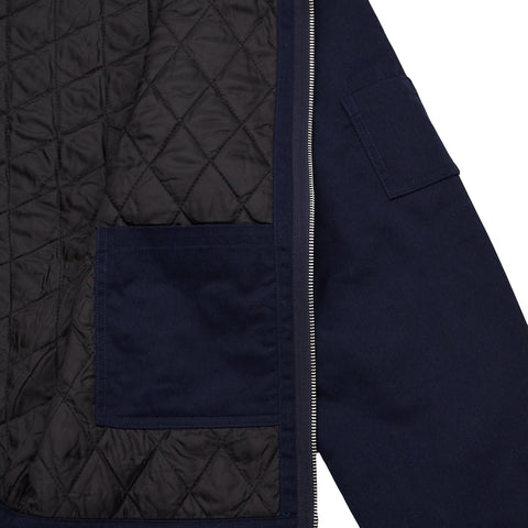 Metro Quilted Work Jacket
