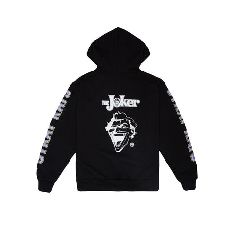 NB JOKER ZIP HOODED SWEATSHIRT