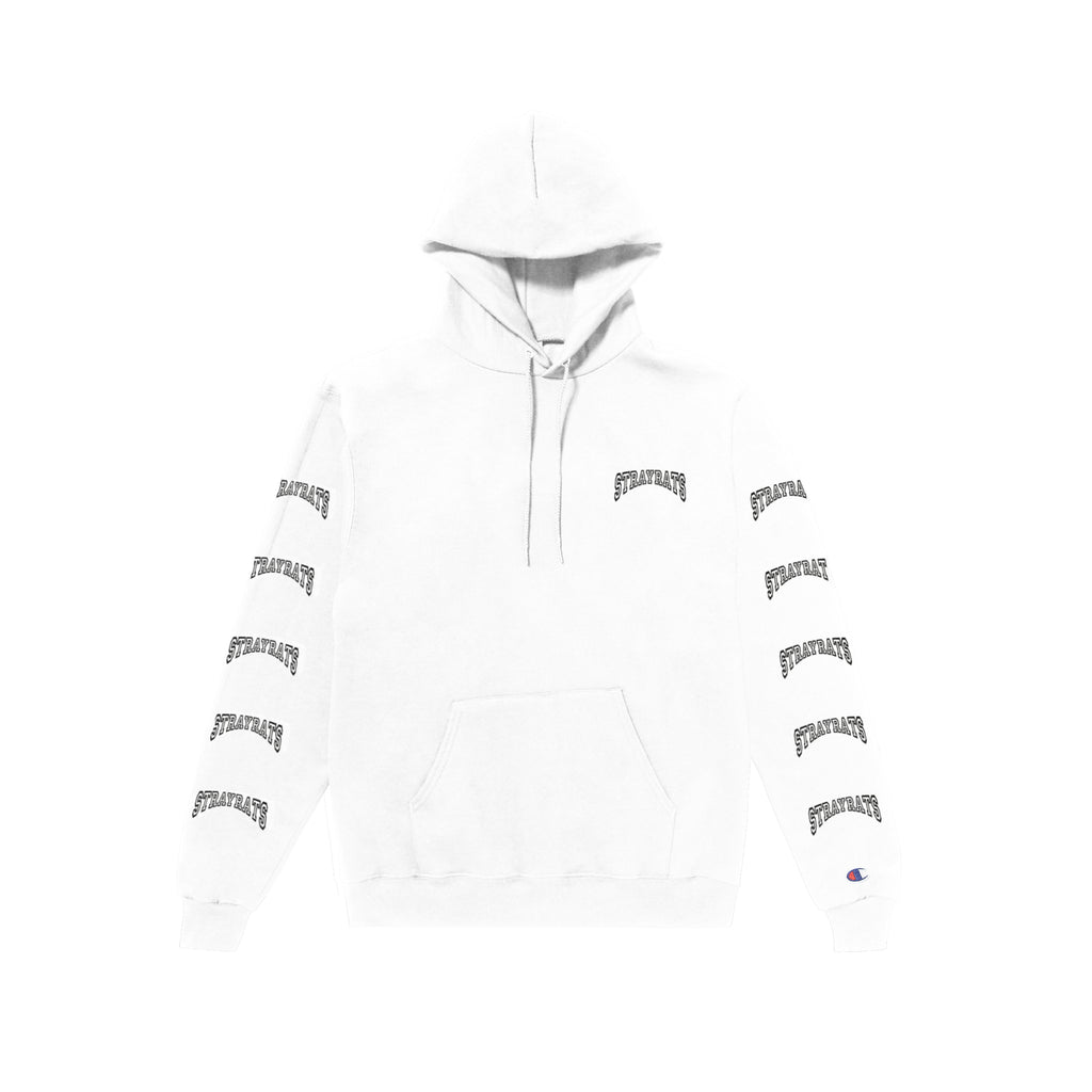 College Arch Hoodie