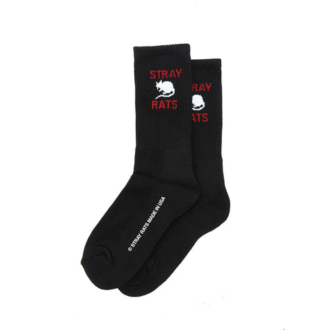 Rodenticide Logo Sock