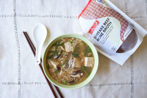 Hot and Sour Bone Broth Soup