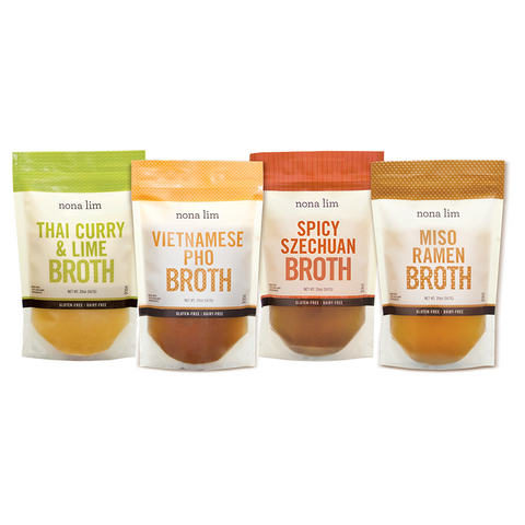 Nona Lim Bone Broths and Vegetable Broths