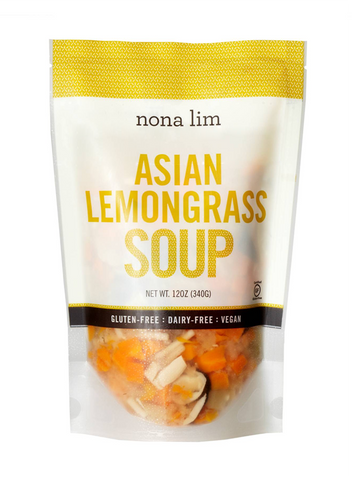 Asian Lemongrass Soup