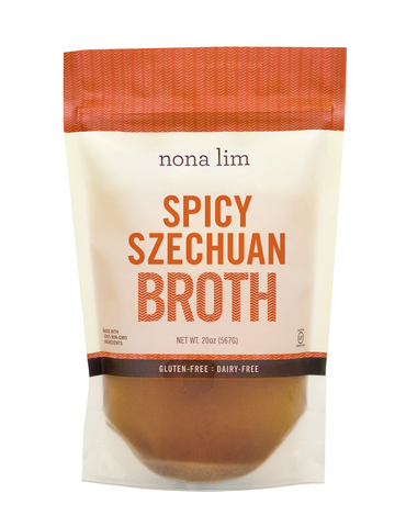 Spicy Szechuan Broth