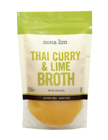 Thai Curry & Lime Bone Broth