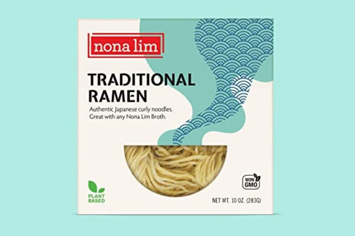 Nona Traditional Ramen Noodles