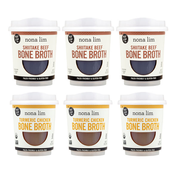 Paleo Bone Broth Kit