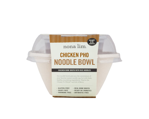 Nona Lim Chicken Pho Noodle Bowl