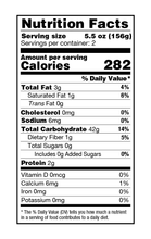 Nona Lim Fresh Pad See Ew Rice Noodles Nutrition Facts