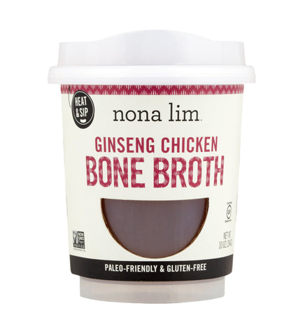 Nona Lim Ginseng Chicken Bone Broth