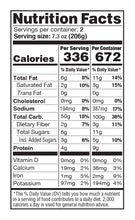 Nona Lim Pad Thai Kit Nutrition Facts