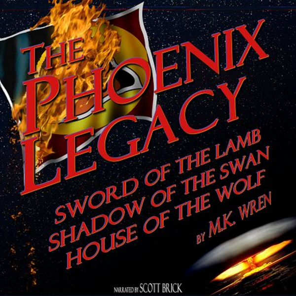 The Phoenix Legacy, Books 1, 2 and 3.