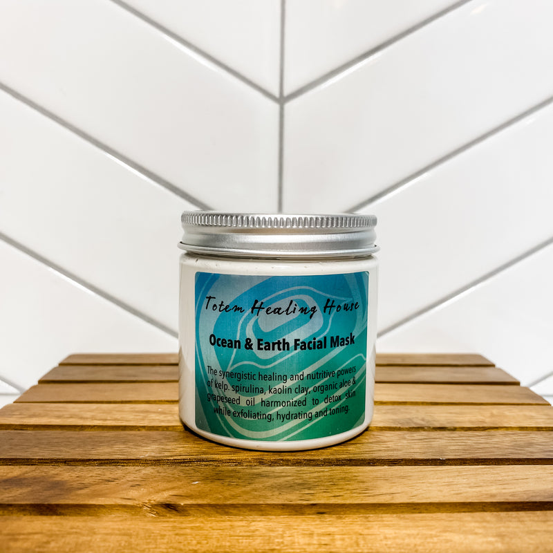 Ocean & Earth Facial Mask