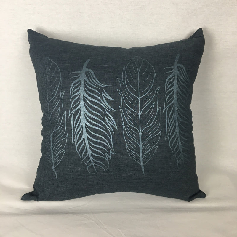 Hemp Pillow Cover 18x18""