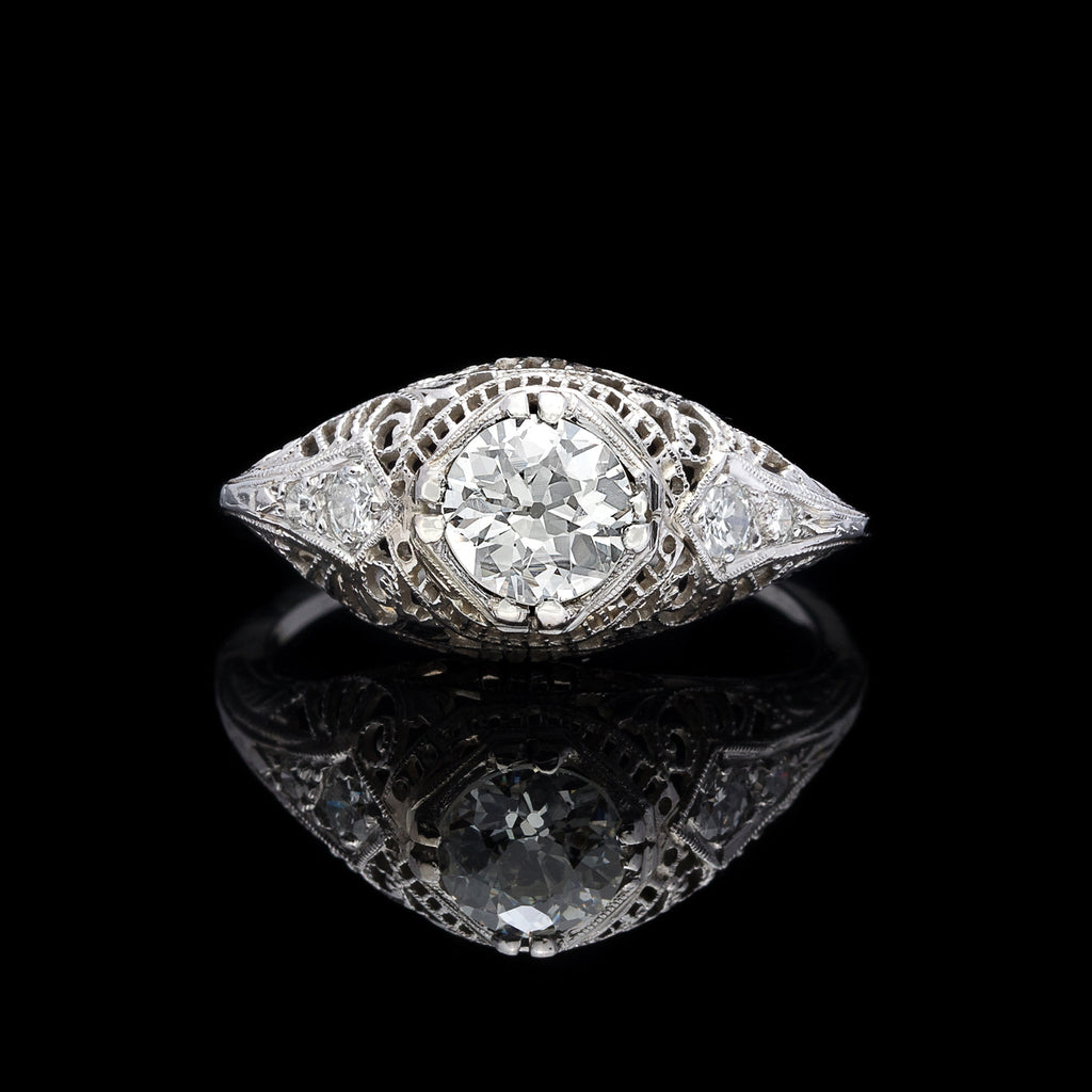 p r estate sturgill jewelry and fine rings diamond engagement