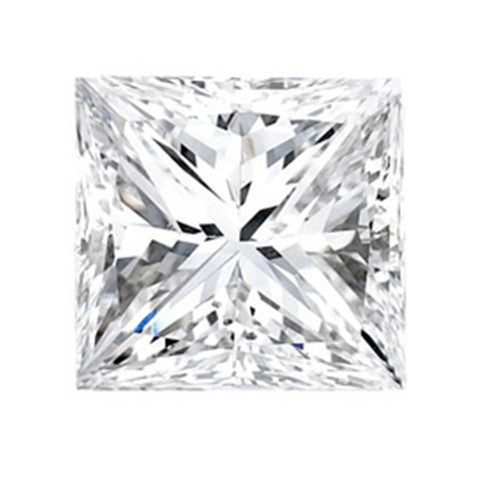 Sq. Modified Brilliant 0.80ct Diamond