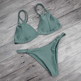 Levanzo Two Piece swimwear - Aqua Melia
