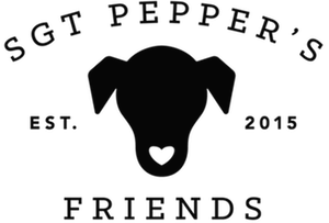 Sgt. Pepper's Friends logo