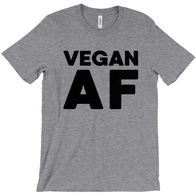 Men's Vegan AF T-Shirt - PrimaVegan