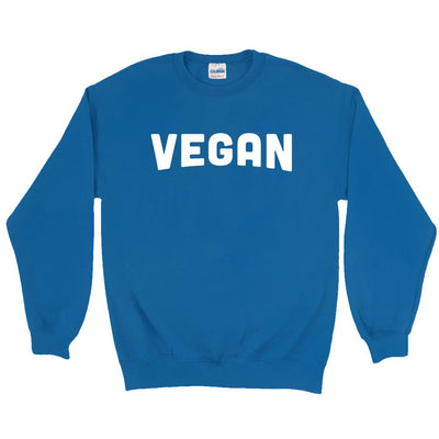 Men's Vegan Ark Sweatshirt - PrimaVegan