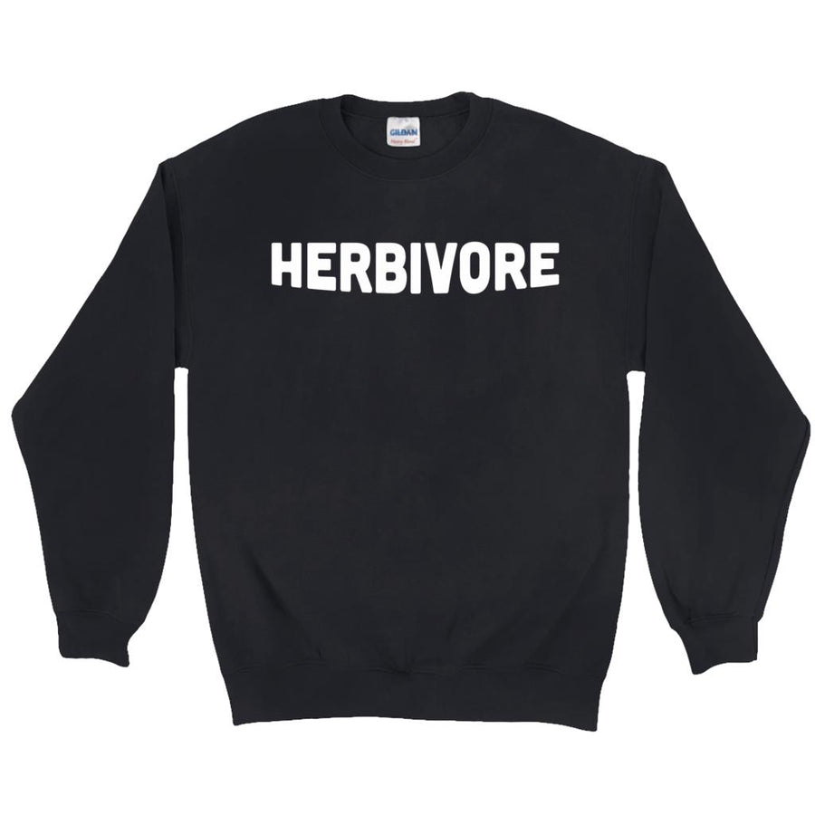 Men's Herbivore Sweatshirt - PrimaVegan