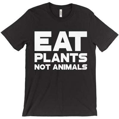Men's Eat Plants, Not Animals T-Shirt - PrimaVegan
