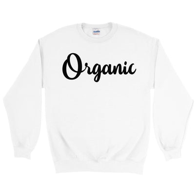 Men's Organic Sweatshirt - PrimaVegan