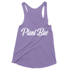 Plant Bae - Women's Tank Top - PrimaVegan
