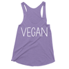 Vegan Tall - Women's Tank Top - PrimaVegan