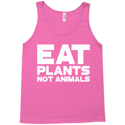 Eat Plants - Tank Top - PrimaVegan