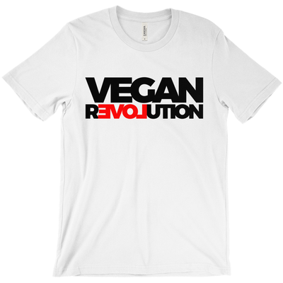 Women's Vegan Revolution shirt - PrimaVegan