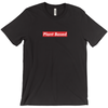 Women's Plant Based Red Tee - PrimaVegan