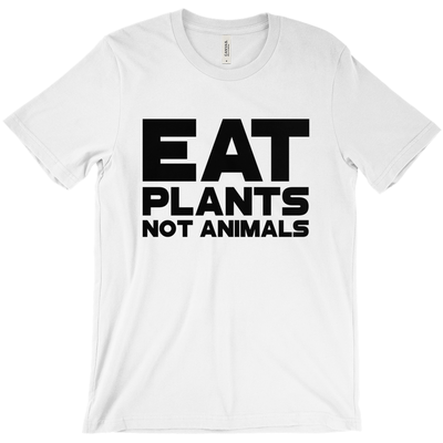 Women's Eat Plants Not Animals Shirt - PrimaVegan