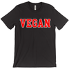 Women's Vegan College Shirt - PrimaVegan