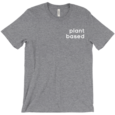 Women's Plant Based II T-Shirt - PrimaVegan
