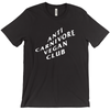 Men's Anti Carnivore Vegan Club T-Shirt - PrimaVegan